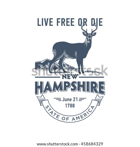 new hampshire live free or die