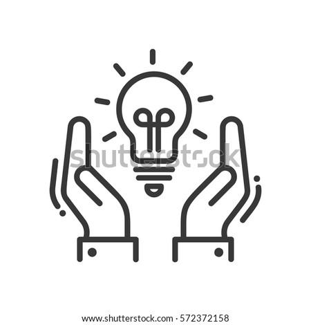 new idea or concept   vector