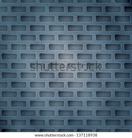 new industrial background with