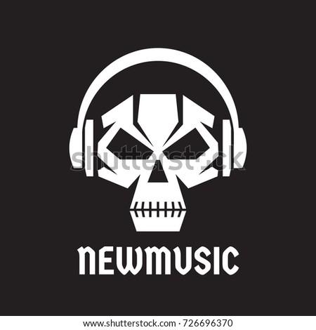 new music   vector logo