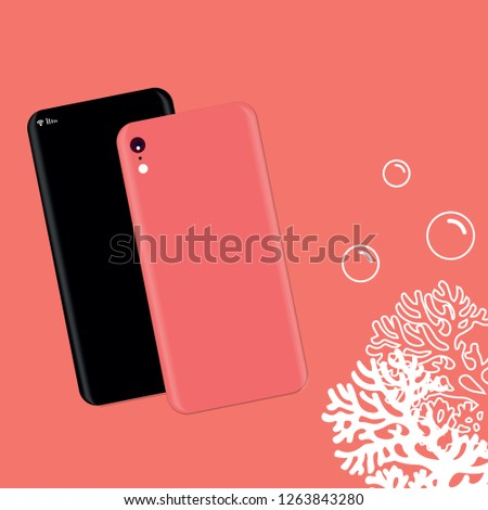 new popular coral smartphone