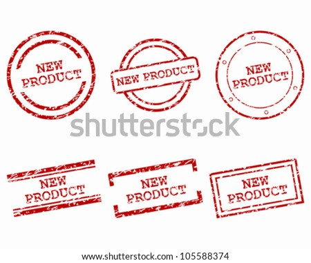 New product stamps
