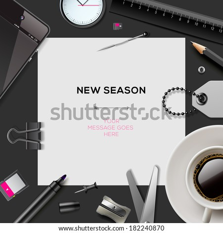 new season invitation template