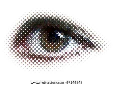 new vision of human eyes