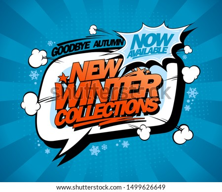 new winter collections now