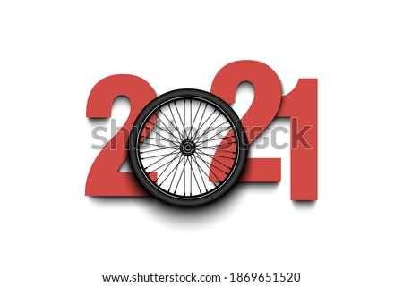 new year numbers 2021 and