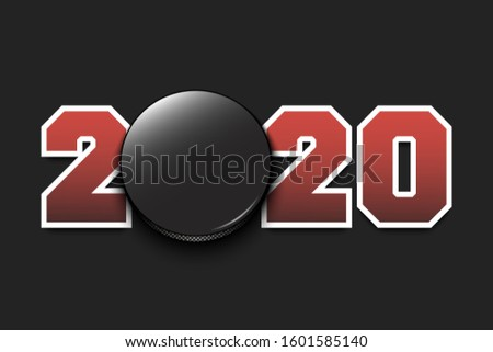 new year numbers 2020 and