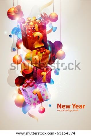 new year poster