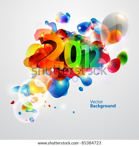 stock-vector-new-year-poster