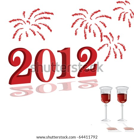 stock-vector-new-year-words-that-designed-with-firework-and-red-in-color-64411792.jpg (450×470)