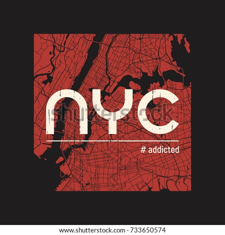 new york addicted t shirt and...