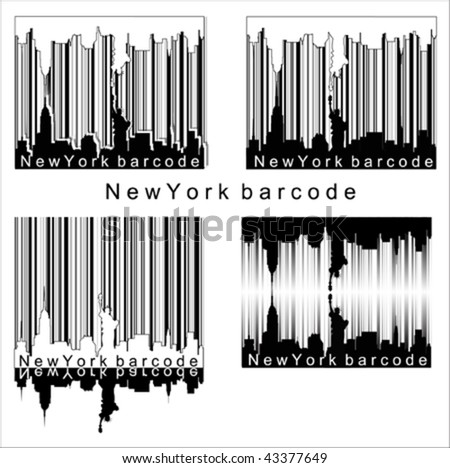 New York bar code