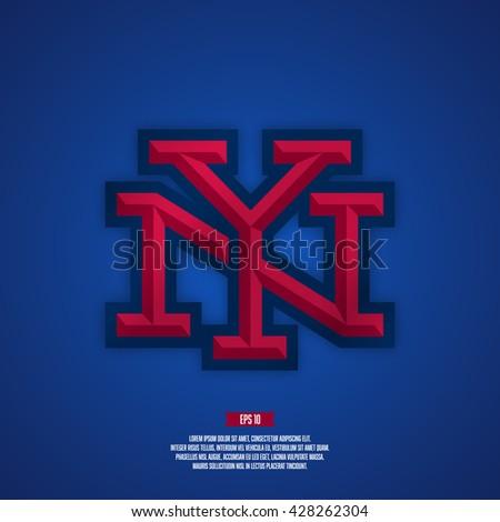 new york city baseball logo