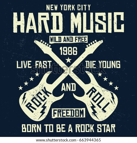 new york city rock and roll