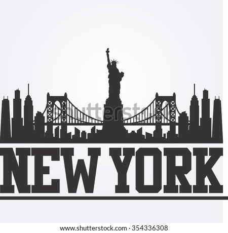 new york skyline graphics download free vector art stock graphics rh vecteezy com new york city factory fire new york city vector art