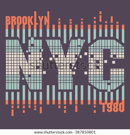 new york college t shirt design