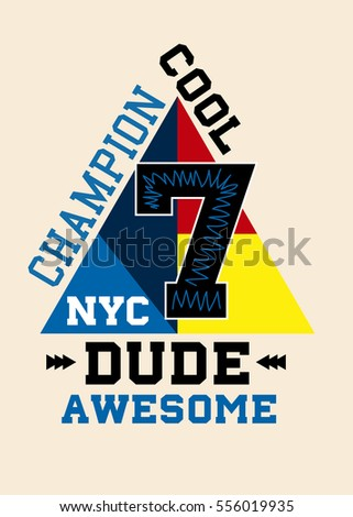 new york cool dude awesome t