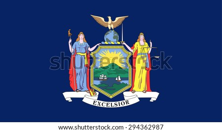 new york state national flag