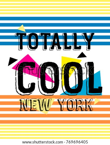 new york totally cool t shirt