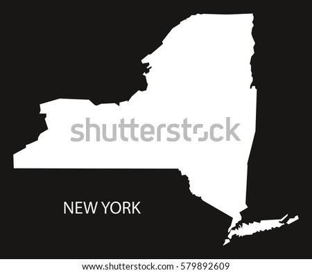 New York District Map Free Vector Download Free Vector Art - New york usa map