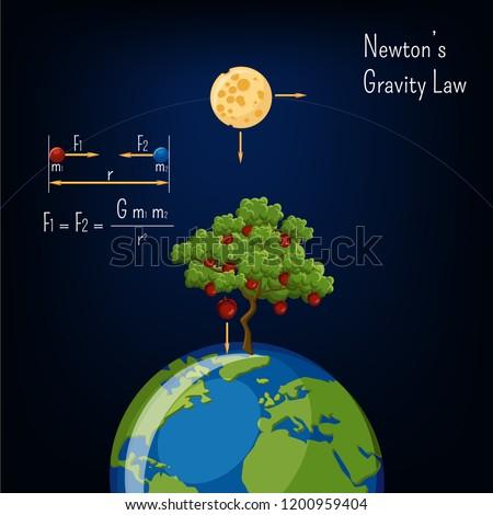 newton's gravity low