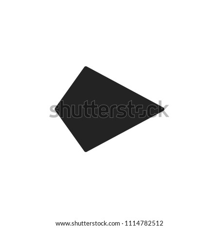 Next icon isolated on white background. Next icon modern symbol for graphic and web design. Next icon simple sign for logo, web, app, UI. Next icon flat vector illustration