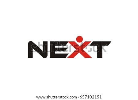 Next Logo Design