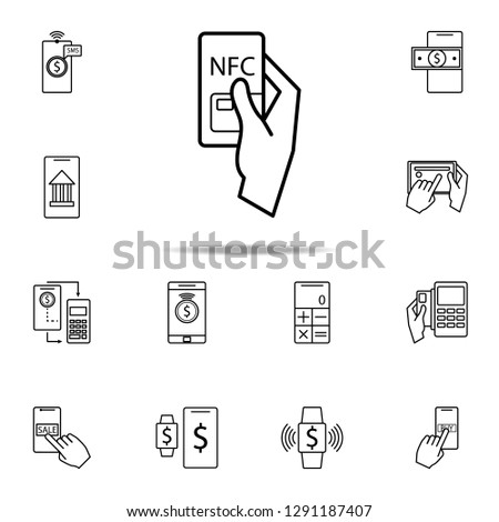 nfs mobile banking icon mobile