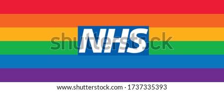 NHS Rainbow band