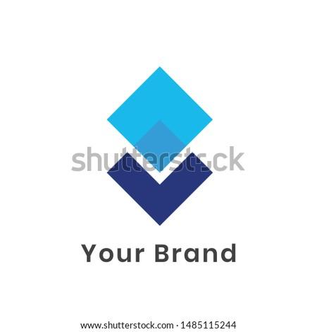 Nice Tile Logo elegant view