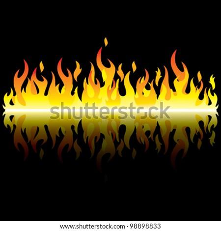 night flame
