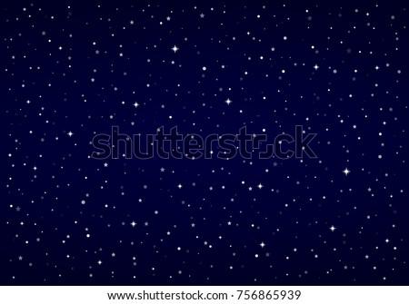 Falling star background vector download free vector art stock night sky snow stars vector christmas background altavistaventures Choice Image
