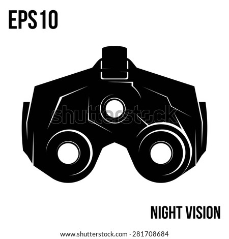night vision vector