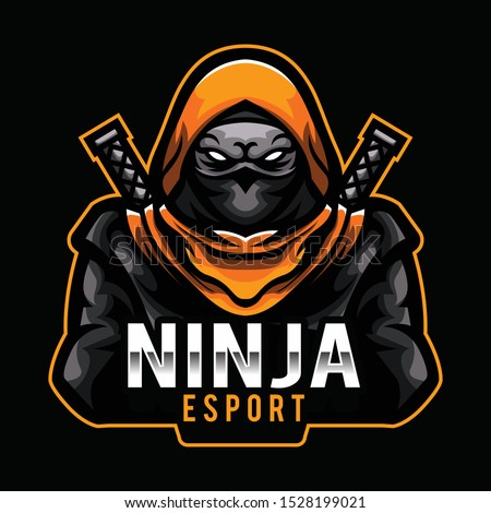 ninja gaming reaper orange