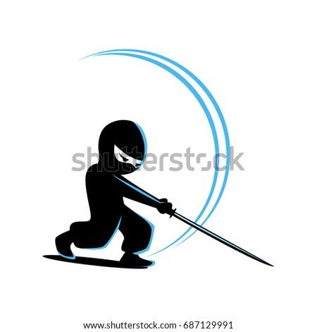ninja samurai warrior fighter