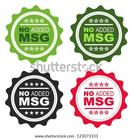 no added monosodium glutamate
