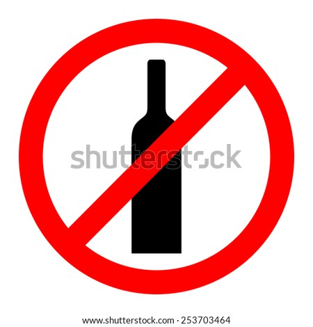 no drink icon great for any use