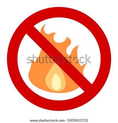 no fires   forbidden bonfires