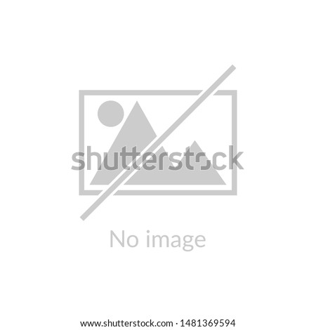 no image vector isolated on white background