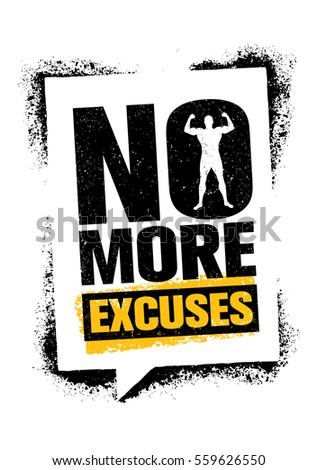 no more excuses workout gym