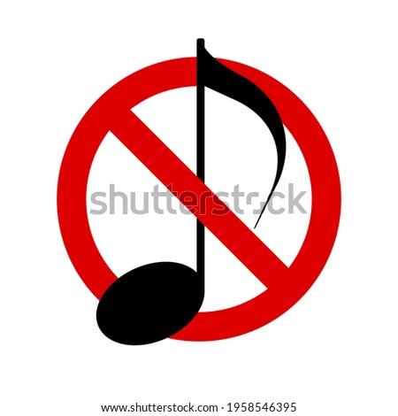 no music keep quiet