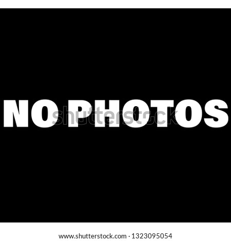 no photos fashion slogan for for t-shirt and apparels graphic vector print and other uses.Vector