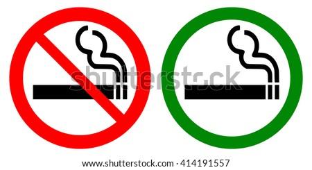 symbol vector no smoking vector rh vecteezy com no smoking vector art no smoking vector icon
