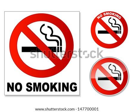 No smoking sign vector apologise