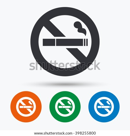 no smoking sign stop smoke