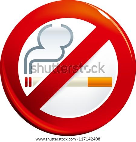 No smoking signal