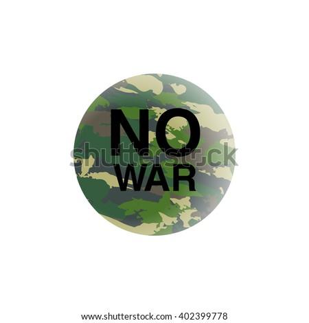 no war concept anti terrorism