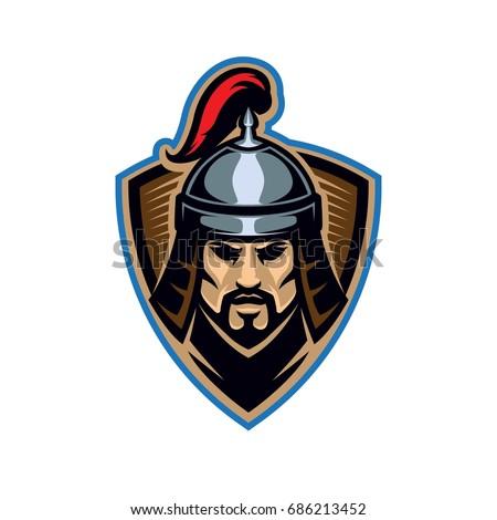 nomad steppe medieval warrior