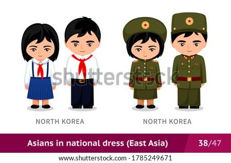 north korea school and