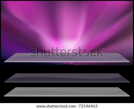 northern aurora design
